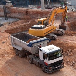 Video Security of Construction Site